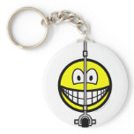 Scooter smile   keychains