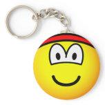 Headband emoticon   keychains