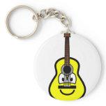 Guitar buddy icon   keychains