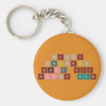 Happy  Periodic  Table Day Fellow Nerds  Keychains