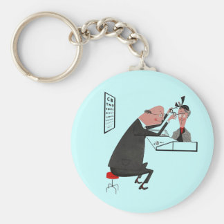 Keychains Gift Promo Eye Doctor Ophthamologist