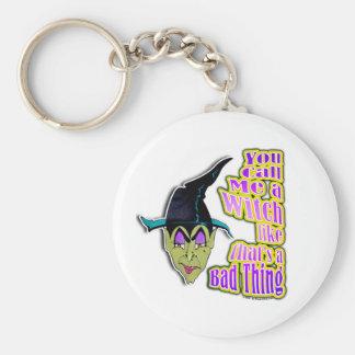 Keychains - Halloween Witch