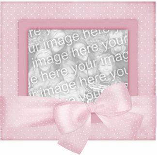 Keychains Photo Sculpture Photo Frame Pink Acrylic Cut Outs