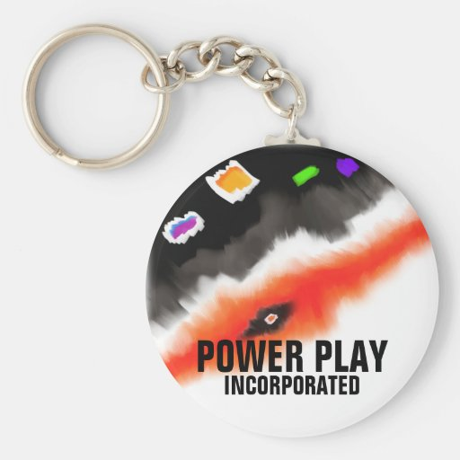 Keychains - Power Play