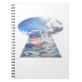 Keyhole Clouds Notebook