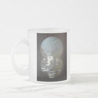 Keyhole Falls Two Sided Mug