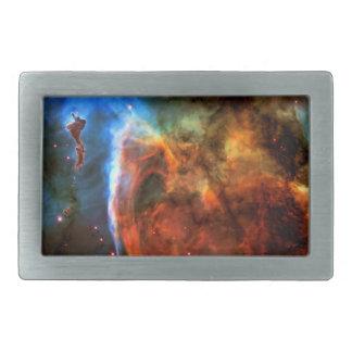 Keyhole Nebula and Digitus Impudicus Belt Buckle