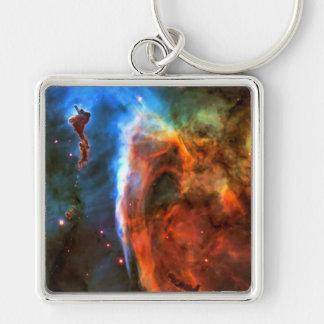 Keyhole Nebula and Digitus Impudicus Key Chains