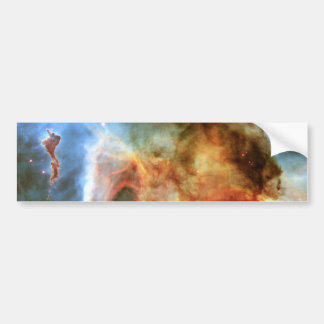 Keyhole Nebula Middle Finger of God Carina Nebula Bumper Sticker