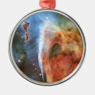 Keyhole Nebula Middle Finger of God Carina Nebula Metal Ornament
