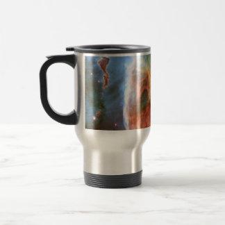 Keyhole Nebula Middle Finger of God Carina Nebula Coffee Mug