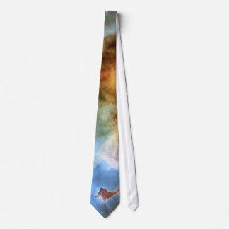 Keyhole Nebula Middle Finger of God Carina Nebula Neck Tie