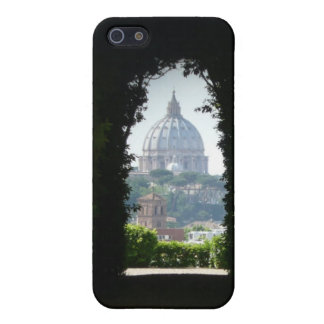 Keyhole view of St Peter's Basilica Case For iPhone 5