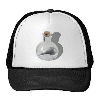 KeyInBottle062710Shadows Trucker Hat