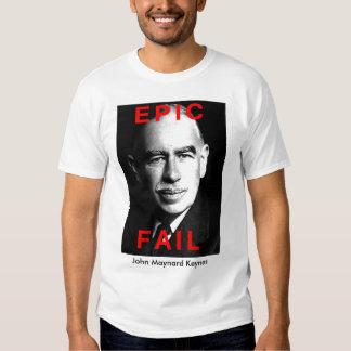 Keynes Fail Tshirt