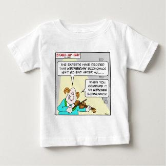 keynesian kenyan economics obama baby T-Shirt