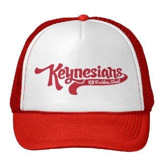 Keynesians 70's Vintage Trucker Hat