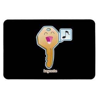 Keynote Rectangular Photo Magnet