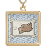 Keyoto Lion Custom Necklace