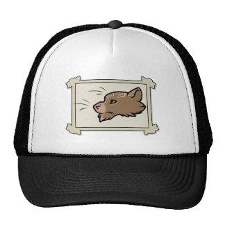 Keyoto Lion Mesh Hat