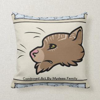 Keyoto Lion Throw Pillow