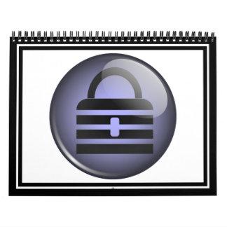 Keypass Button Symbol Calendar