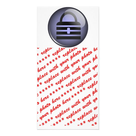 Keypass Button Symbol Card