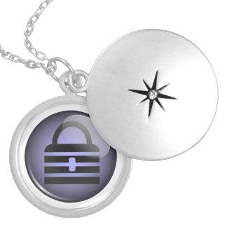 Keypass Button Symbol Pendants