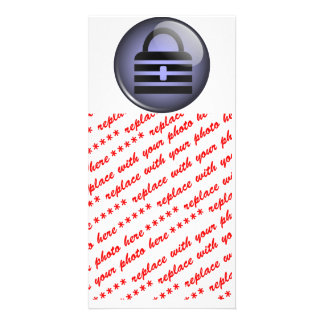 Keypass Button Symbol Picture Card