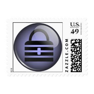 Keypass Button Symbol Stamps
