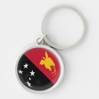 Keyring Papua New Guinea flag