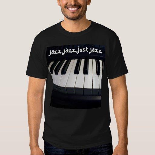keys6, jazz, jazz, apenas jazz playeras