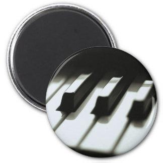 Keys 2 Inch Round Magnet