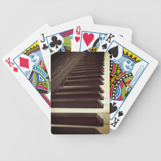 Keys Bicycle Playing Cards