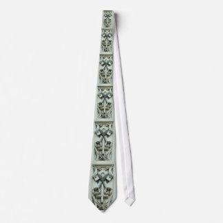 Keys & Cross of St. Peter Tie