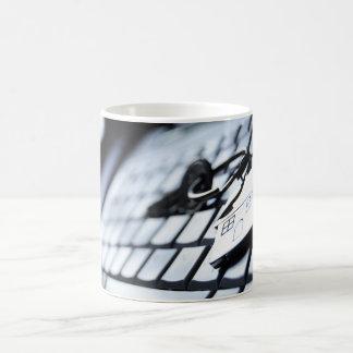 Keys for a new house coffee mug