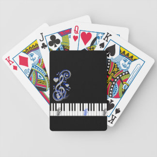 Key's Lof Love_ Bicycle Playing Cards