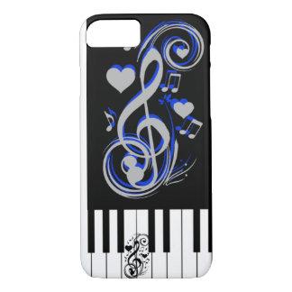 Key's Lof Love_ iPhone 8/7 Case