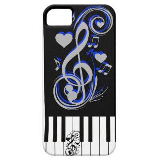 Key's Lof Love_ iPhone SE/5/5s Case