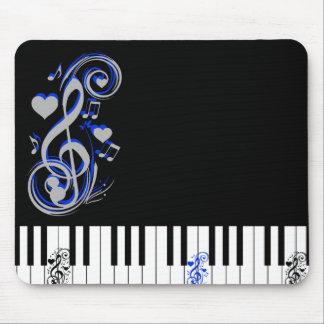 Key's Lof Love_ Mouse Pad