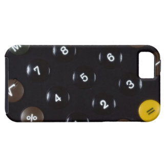 Keys on a calculator iPhone SE/5/5s case