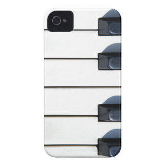 Keys on a piano iPhone 4 cover