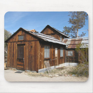 Keys Ranch- Joshua Tree National Park Mouse Pad