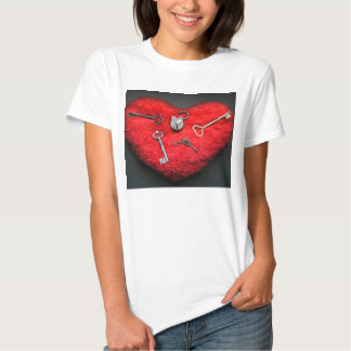 keys to my heart T-Shirt