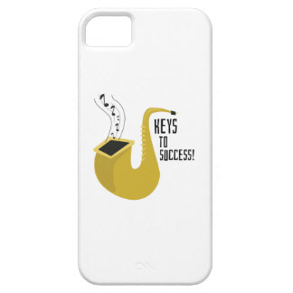 Keys To Success iPhone 5 Cover