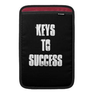 Keys to Success Macbook cover! MacBook Air Sleeve