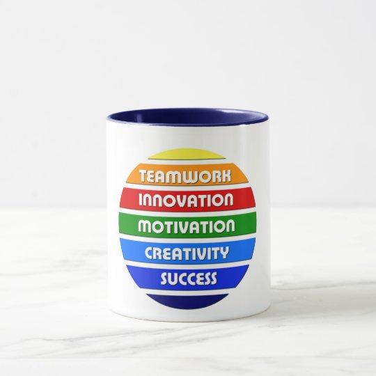 Keys To Success Mug