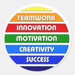 Keys To Success Stickers