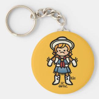 keys to the chuck wagon. keychain