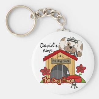 Keys to the Dog House - SRF Keychain